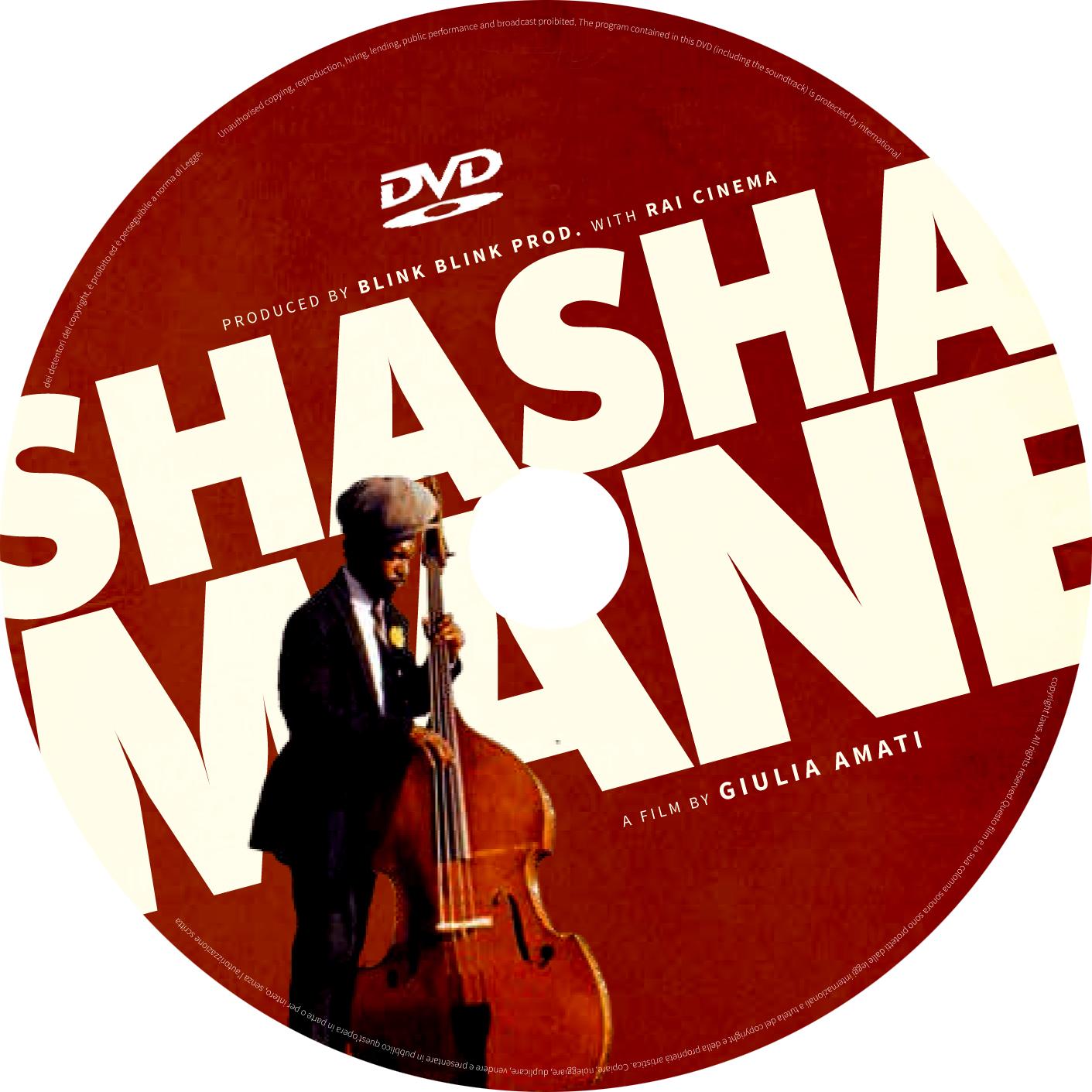 Shashamane DVD disk