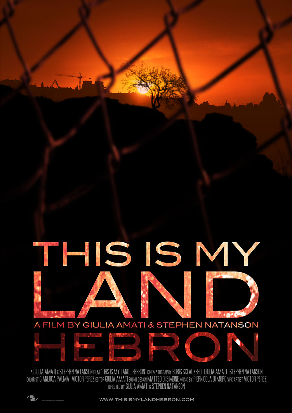 THIS IS MY LAND… HEBRON