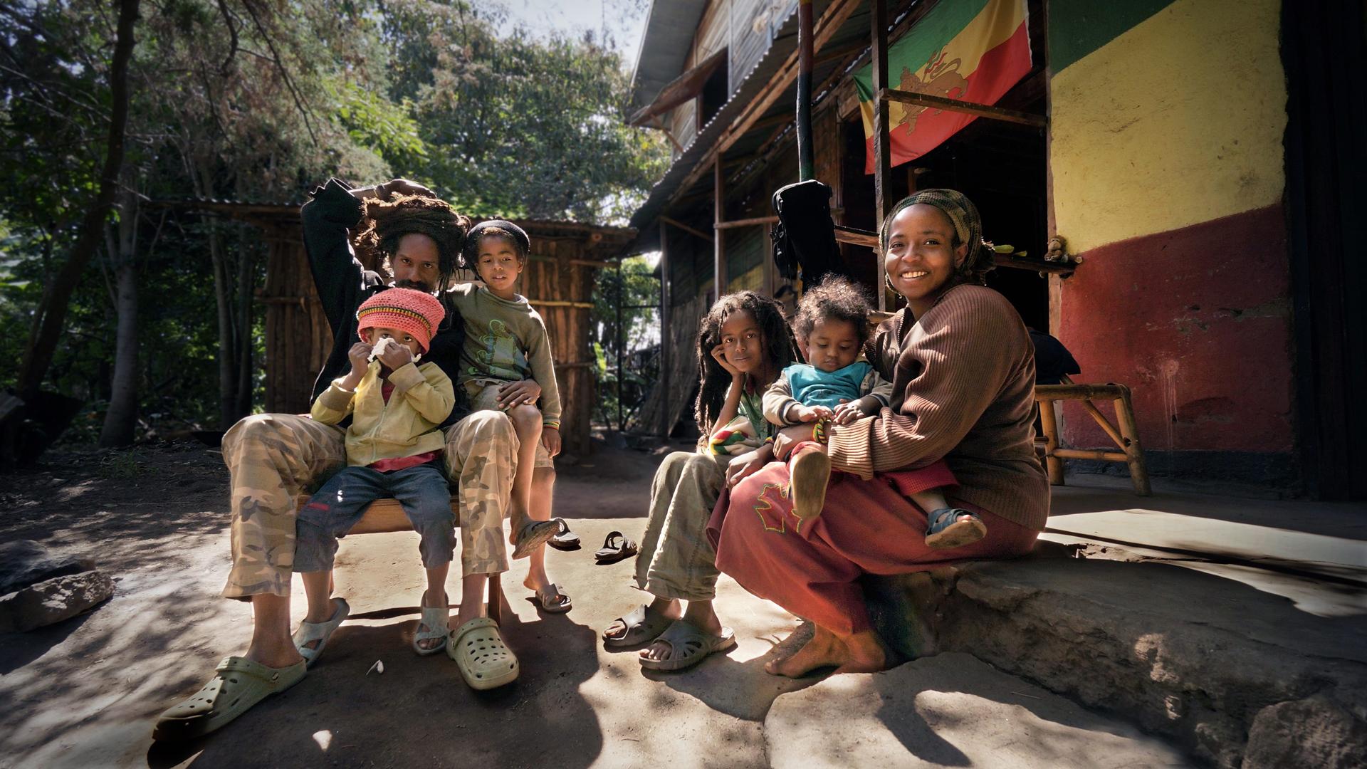 Shashamane family